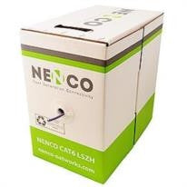 Nenco Cat6 Cable Solid Low Smoke 305mtr
