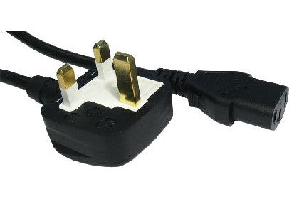 UK Mains Power Cable IEC C13 High quality