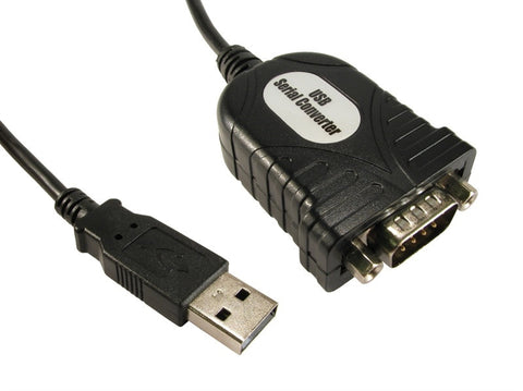 USB to Serial Adaptor 9 Way Male