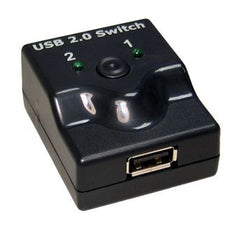 USB 2.0 2 Port Mini Switch