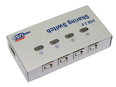 4 USB Port Share Switch