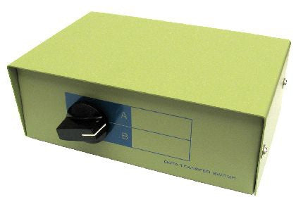 SVGA & PS/2 2 Port Switch Box