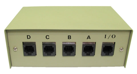 RJ45 Switch Box 4 Port