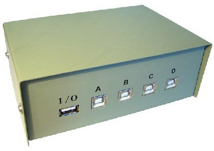USB Switch - 4 Port
