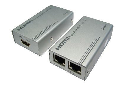 Hdmi Extender Over Twin Cat 5e/6 100-120mtrs 1.3b