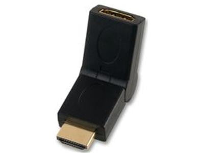 Hdmi F/m Twist Adaptor