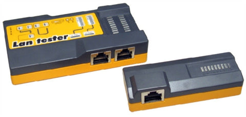 RJ45 Port and Continuity Tester