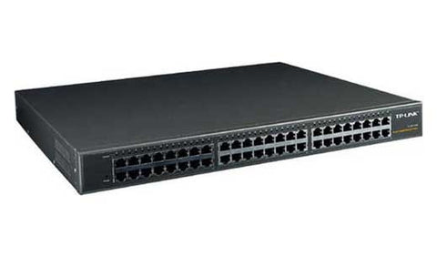 48 Port RJ45 Gigabit Switch - Rack Mount
