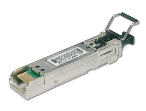 Mini GBIC gigabit SFP LC fibre module - Single mode (80km)