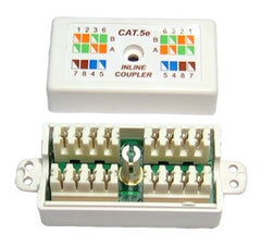 Cat5e Punchdown Krone Based Coupler