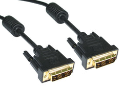 DVI-D Single Link M -M Monitor Cable