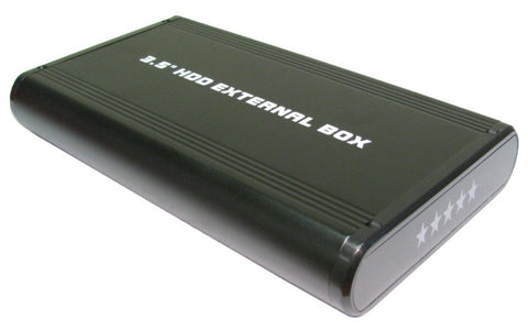 "3.5"" Usb 2.0 - Ide External Hard Drive  Enclosure"
