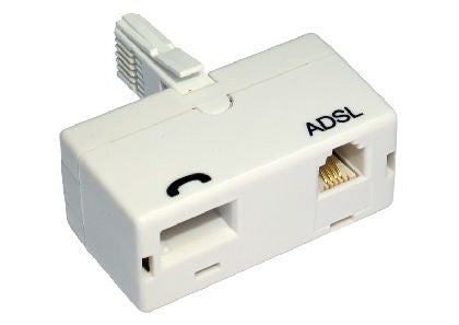 ADSL Microfilter (Adaptor Type)