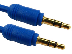 3.5Mm Stereo Male - Male Cable 1.2mtr