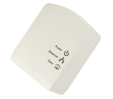 500Mbps Mini Ethernet Homeplug- Single Pack- White