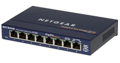 Netgear Unmanaged Switches – 5 and 8 Port