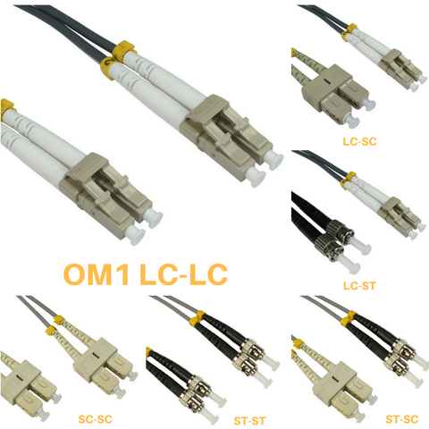 Fibre Patch Cables