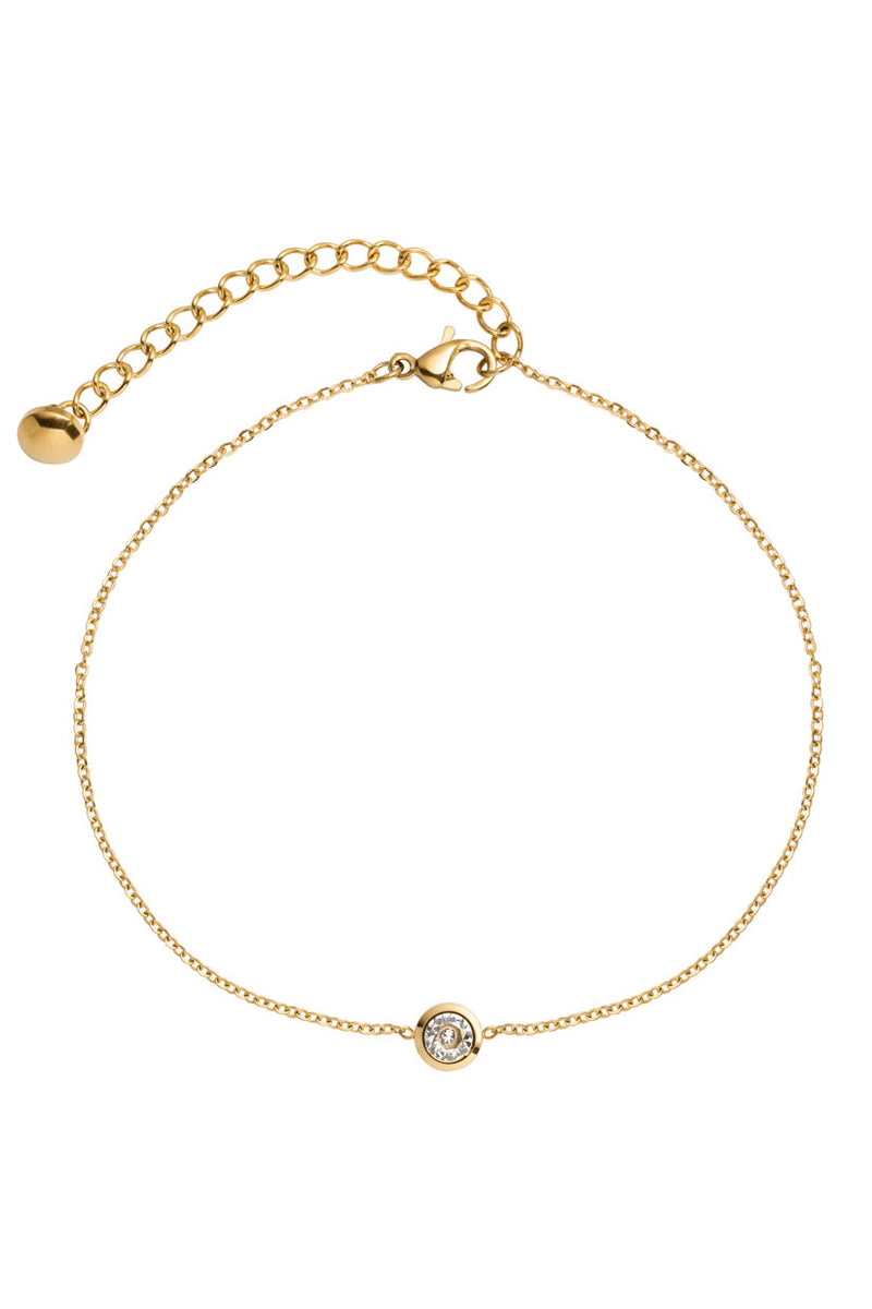Hampstead Stud Bracelet, Gold