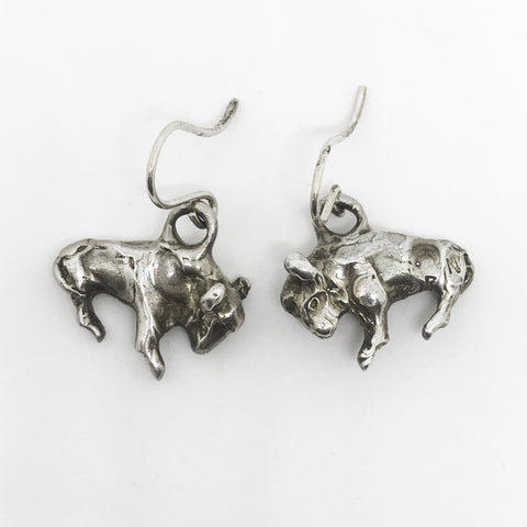 Abundance (Bison) Earrings