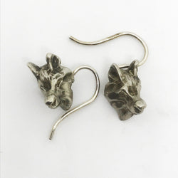 Loyalty (Wolf) Earrings