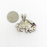 Call of the Wild (Bison) Pendant