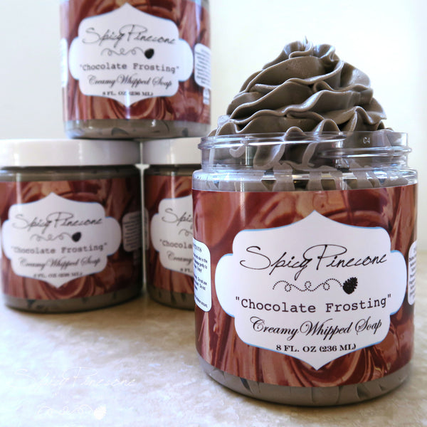 Creamy Whipped Soaps