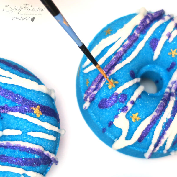 Galaxy Donut Bath Bomb