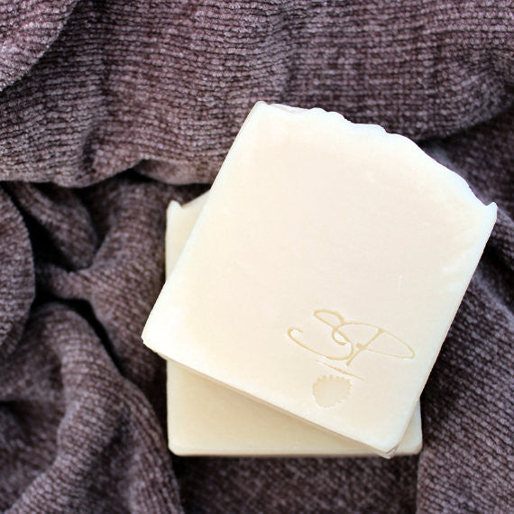 Cashmere, Silk and Cotton Soap