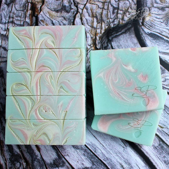 Mermaid Lagoon Soap