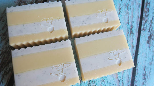 Luscious Lemon Sugar - Cold Process Soap