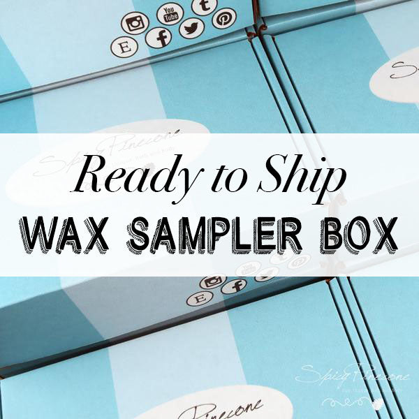 Wax Melt Sampler Pack - Ready to Ship