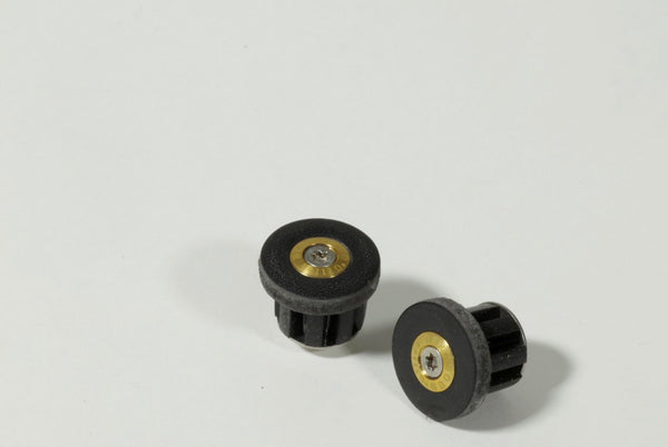 Gilles Berthoud Leather Bar End Plugs