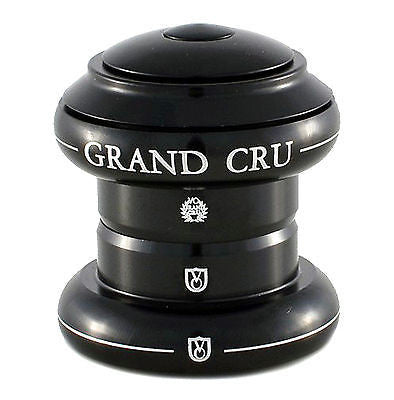 "Velo Orange Grand Cru  1 1/8"" Threadless Headset - BLACK"