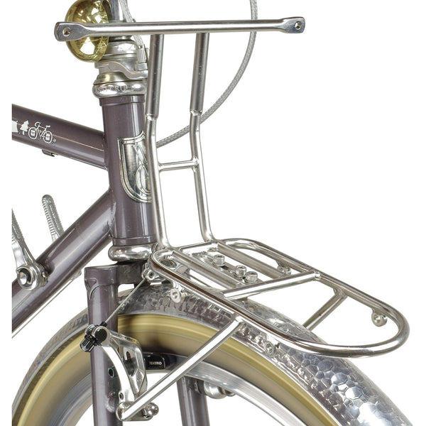 VO Randonneur Front Rack for bikes with Cantilever Brakes with integrated decaleur