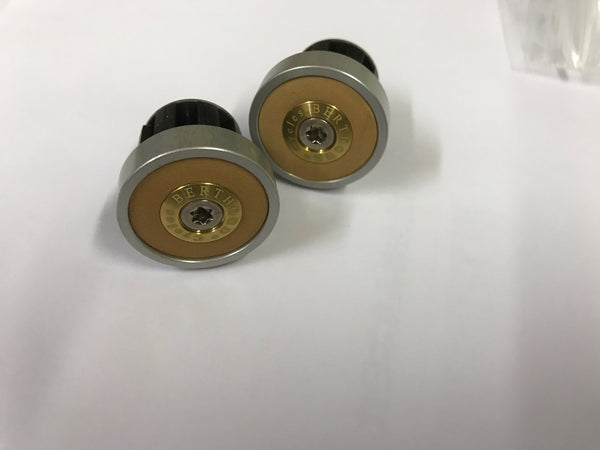 Gilles Berthoud Bar End Plugs