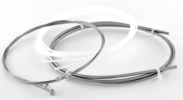 Velo Orange Retro Style Wound Stainless Steel Brake Cable Kit - Outer and Inner cables