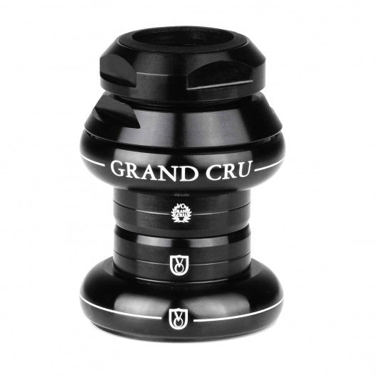 "Velo Orange 1"" inch Grand Cru threaded headset - Black"