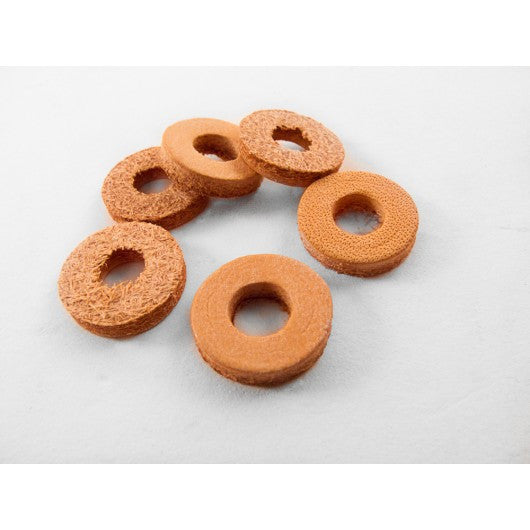 Leather Washers for Mounting Mudguards