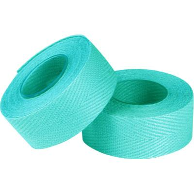 2 Reels of Velox Tressostar Cotton Handlebar Tape Various Colours