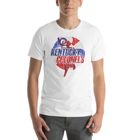 "Kentucky Colonels ""Dunkster"" Short-Sleeve Unisex T-Shirt"