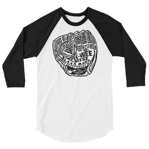 KENTUCKY BASEBALL LEGENDS 3/4 sleeve raglan shirt