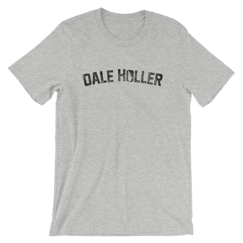 DALE HOLLOW Short-Sleeve Unisex T-Shirt