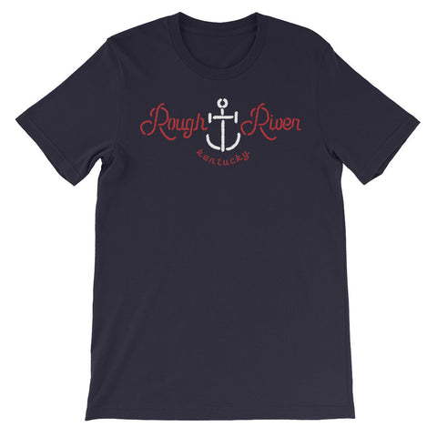 ROUGH RIVER Unisex short sleeve t-shirt