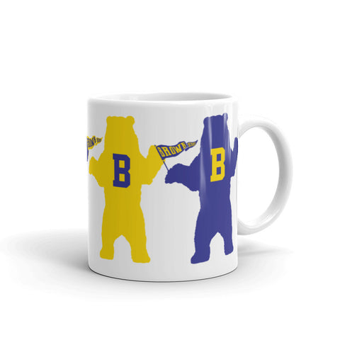 BROWN SCHOOL BEARS Mug