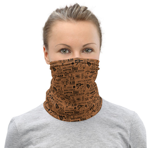 Bourbon Essentials Neck Gaiter