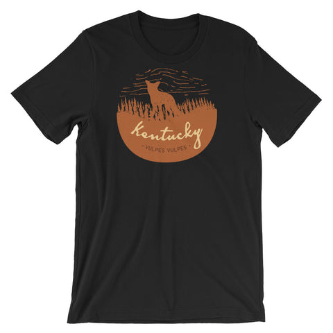 RED FOX Unisex short sleeve t-shirt