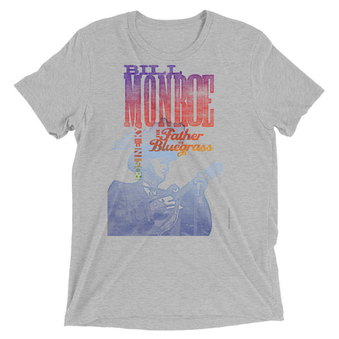 BILL MONROE LETTERPRESS Short sleeve t-shirt