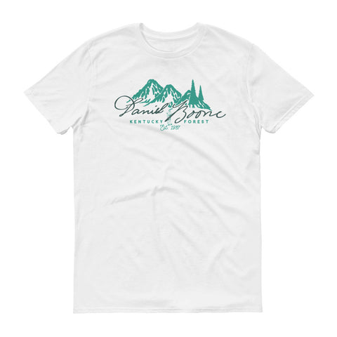 DANIEL BOONE FOREST Short sleeve t-shirt