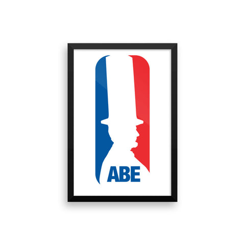 NATIONAL ABE ASSOCIATION -- Framed poster
