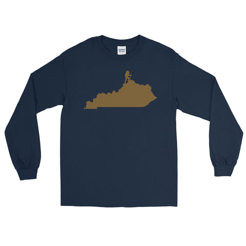 KENTUCKY HIKER Long Sleeve T-Shirt